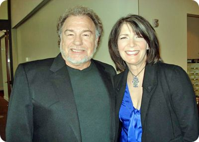 Gene Watson and Kathy Mattea at Country Music Hall of Fame & Museum in Nashville on Tuesday 25 March 2008