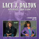 Lacy J Dalton: '16th Avenue & Takin' It Easy' (Morello Records, 2014)