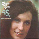 Loretta Lynn: 'They Don't Make 'Em Like My Daddy' (MCA Records, 1974)