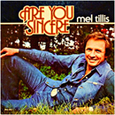Mel Tillis: 'Are You Sincere' (MCA Records, 1979)