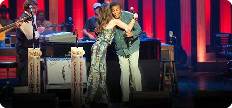 The Grand Ole Opry, Nashville: Charley Pride