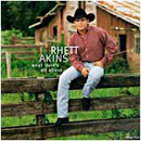 Rhett Akins: 'What Livin's All About' (MCA Nashville Records, 1998)