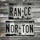 Rance Norton: 'Rance Norton' (Heart of Texas Records, 2017)