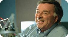 Terry Wogan (Wednesday 3 August 1938 - Sunday 31 January 2016)