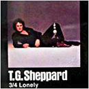 T.G. Sheppard: '3/4 Lonely' (Warner Bros. Records, 1979)