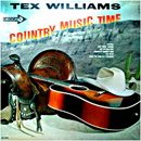 Tex Williams: 'Country Music Time' (Decca Records, 1962)