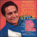 Willie Nelson: 'Country Favorites - Willie Nelson Style' (RCA Victor Records, 1966)