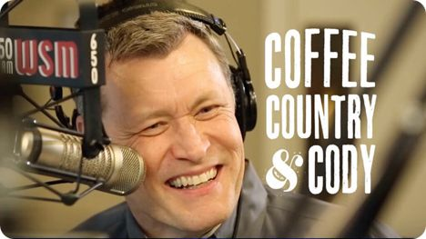 'Coffee, Country & Cody' with Bill Cody on Nashville's 650 AM WSM