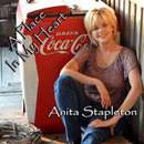 Anita Stapleton: 'A Place In My Heart' (DirkWorks Productions, 2015)