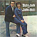 Bill Anderson & Jan Howard: 'Bill & Jan (Or Jan & Bill)' (Decca Records, 1972)
