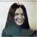 Crystal Gayle: 'I've Cried The Blue Right Out of My Eyes' (MCA Records, 1978)