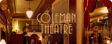 Coleman Theatre, 103 North Main Street, Miami, OK 74354