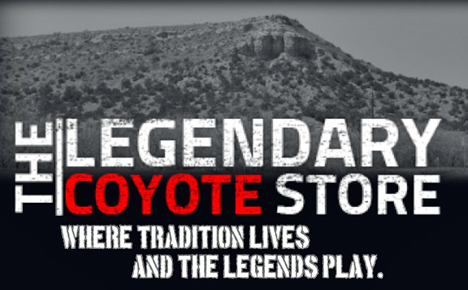 The Legendary Coyote Store, 100 West Wasson Road, Gail, TX 79738