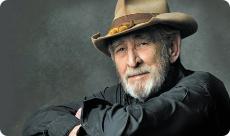 Don Williams (Saturday 27 May 1939 - Friday 8 September 2017)