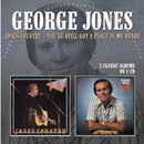 George Jones: 'Jones Country & You've Still Got a Place in My Heart' (Morello Records, 2013)
