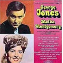 George Jones & Melba Montgomery: 'The Only Duets Ever Recorded' (Musicor Records, 1972)