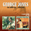 George Jones: 'The Grand Tour & Alone Again' (Morello Records, 2012) (MRLL1) Released on Monday 23 July 2012