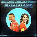 George Jones & Melba Montgomery: 'Blue Rose of Kentucky' (United Artists Records, 1966)