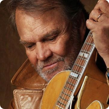Glen Campbell (Wednesday 22 April 1936 - Tuesday 8 August 2017)