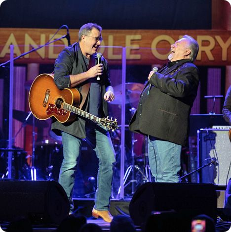 On Friday 17 January 2020, Gene Watson received an invitation, from Vince Gill, to join The Grand Ole Opry in Nashville, as the next official member