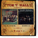 Tom T. Hall: 'We All Got Together And..& The Storyteller' (Hux Records, 2007)