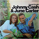 Johnny Cash & June Carter: 'Carryin' On With Johnny Cash & June Carter' (Columbia Records, 1967)