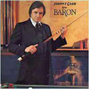 Johnny Cash: 'Baron' (Columbia Records, 1981)