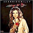 Jeannie C. Riley: 'Wings To Fly' (Cross Country Records, 1979)