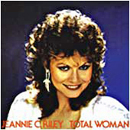 Jeannie C. Riley: 'Total Woman' (Sapphire Records, 1984)