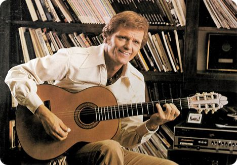 Jerry Reed (Saturday 20 March 1937 - Monday 1 September 2008)