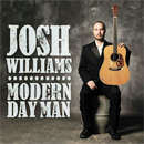 Josh Williams: 'Modern Day Man' (Rounder Records, 2016)