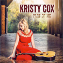 Kristy Cox: 'Part of Me' (Pisgah Ridge ‎Records, 2016)
