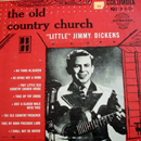 Little Jimmy Dickens: 'The Old Country Church' (Columbia Records, 1954)