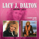Lacy J. Dalton: 'Lacy J & 'Survivor' (Morello Records, 2012)
