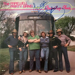 Gene Watson's Farewell Party Band: 'The Farewell Party Band Plays Country Plus' (BRW Records, 1982)