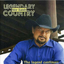 Moe Bandy: 'Moe Bandy: Legendary Country' (CBUJ Records, 2007)