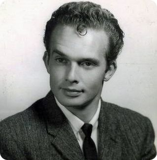 Merle Haggard (Tally Records promotional photo from 1961)