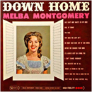 Melba Montgomery: 'Down Home' (United Artists Records, 1964)