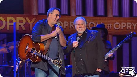 On Friday 17 February 2020, Vince Gill invited Gene Watson to become the newest member of The Grand Ole Opry / Gene Watson's induction will take place on Friday 7 February 2020