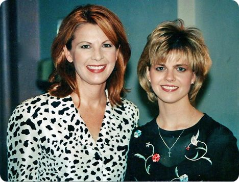 Patty Loveless and Anita Stapleton