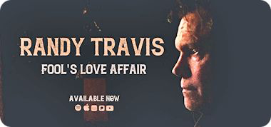 Randy Travis: 'Fool's Love Affair' (written by Charlie Monk, Milton Brown and Keith Stegall) (recorded in 1982) (produced by Kyle Lehning) (released on Wednesday 29 July 2020)
