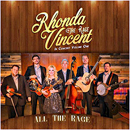 Rhonda Vincent & The Rage: 'All The Rage - Rhonda Vincent & The Rage In Concert, Volume 1' (Upper Management Music, 2016)