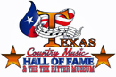 Tanya Tucker, Gene Watson and Nat Stuckey (Sunday 17 December 1933 - Wednesday 24 August 1988), were inducted into The Texas Country Music Hall of Fame on Saturday 17 August 2002