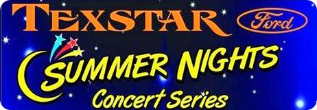 'Texstar Ford Summer Nights Concerts Series' presents Gene Watson & Farewell Party band at Birdsong Amphitheaterat, Stephenville Park, 378 W. Long Street, Stephenville, TX 76401 on Thursday 27 July 2017