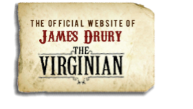 The Official Website of James Drury - 'The Virginian'
