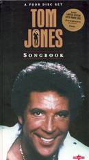 Tom Jones: 'Songbook' (Charly Records, 1999) (4-disc CD set)