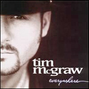 Tim McGraw: 'Everywhere' (Curb Records, 1997)