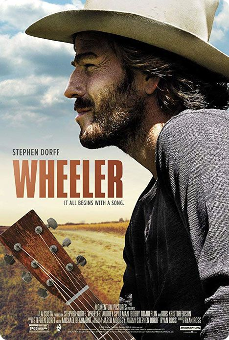 'Wheeler' (Momentum Pictures, 2017)