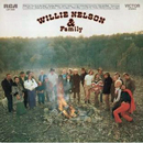 Willie Nelson: 'Willie Nelson & Family' (RCA Records, 1971)