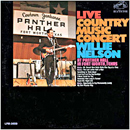 Willie Nelson: 'Country Music Concert' (RCA Records, 1966)